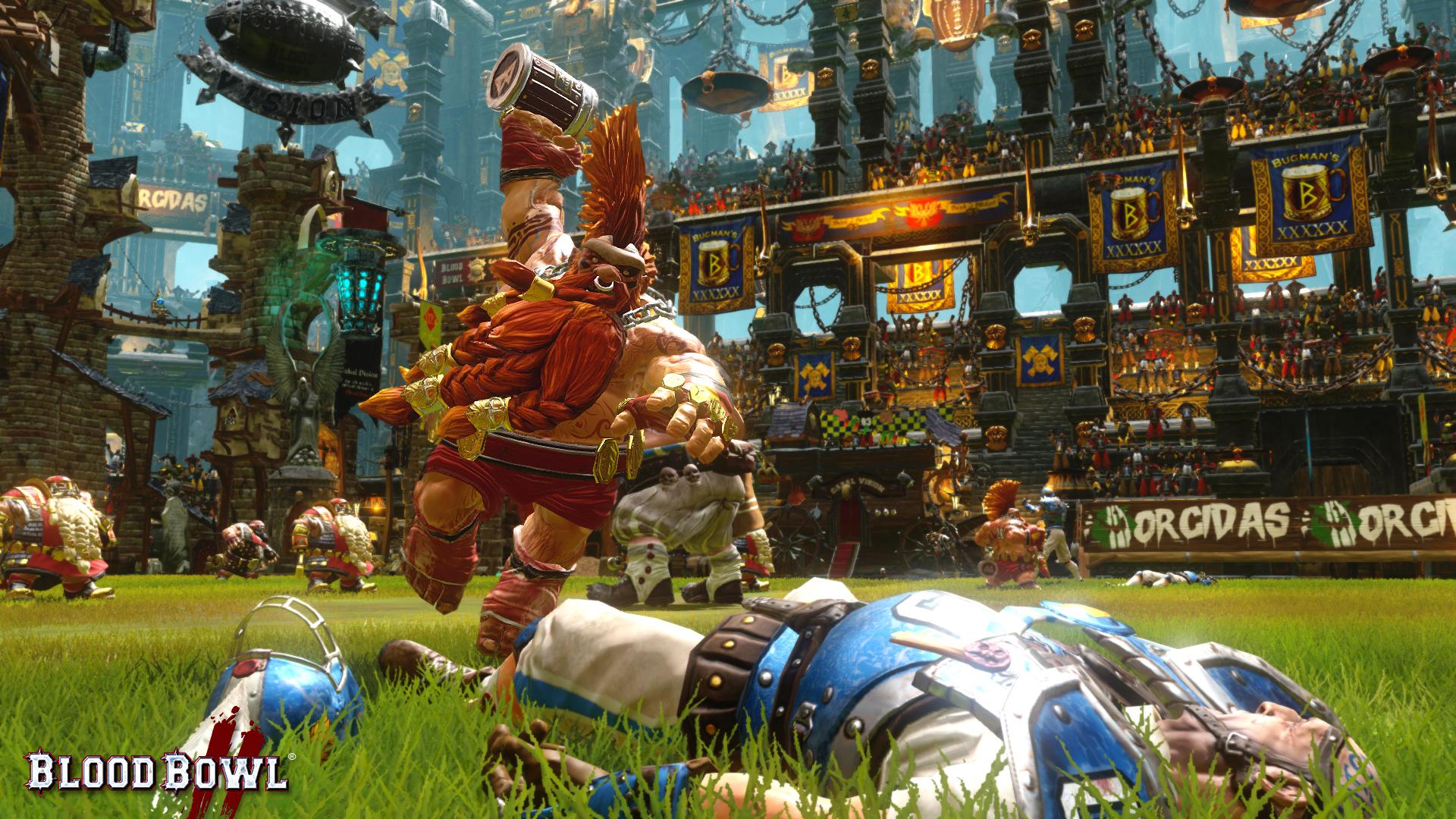 Blood Bowl 2 - Screenshot (1)