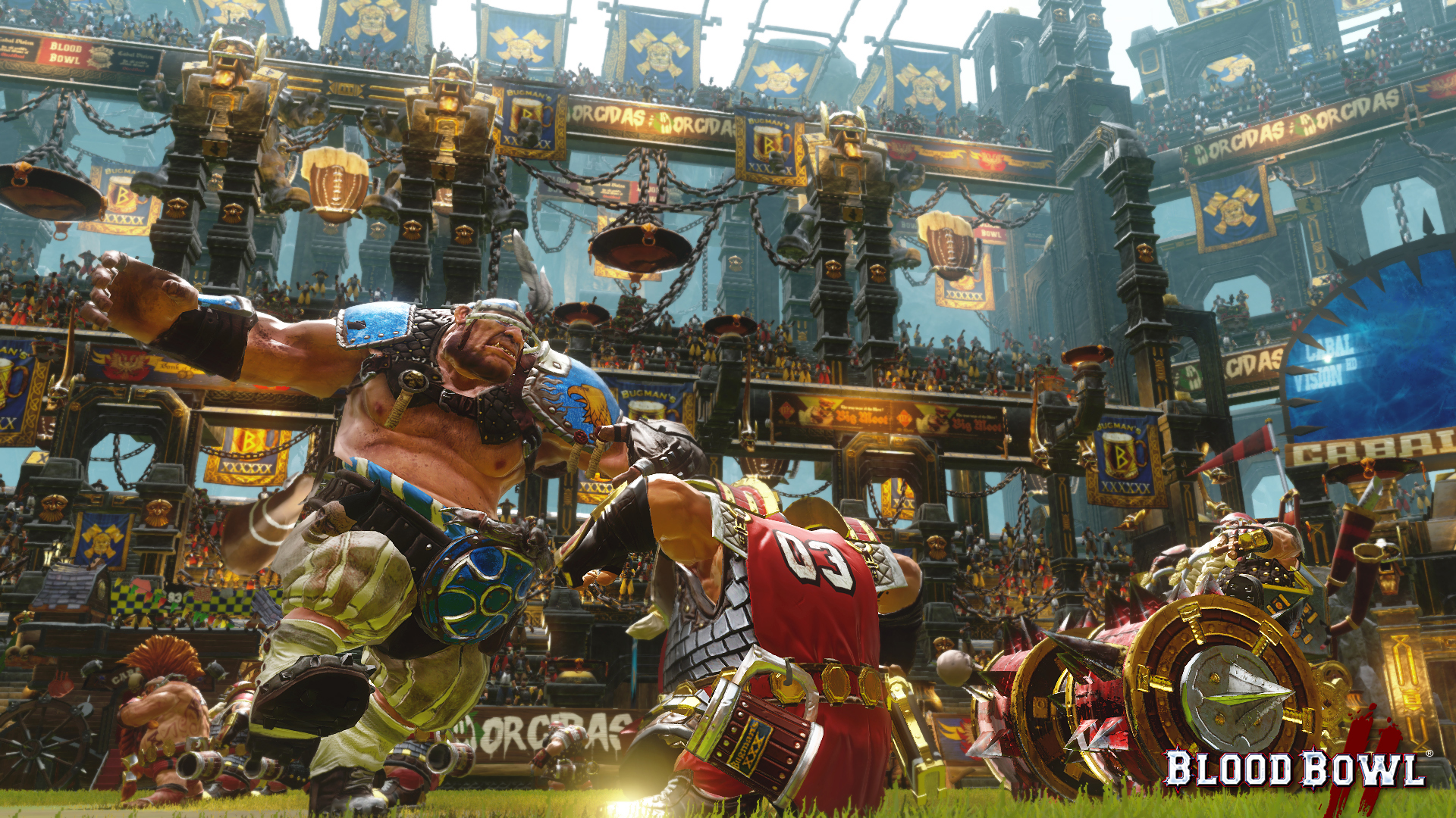 Blood Bowl 2 - Screenshot (6)
