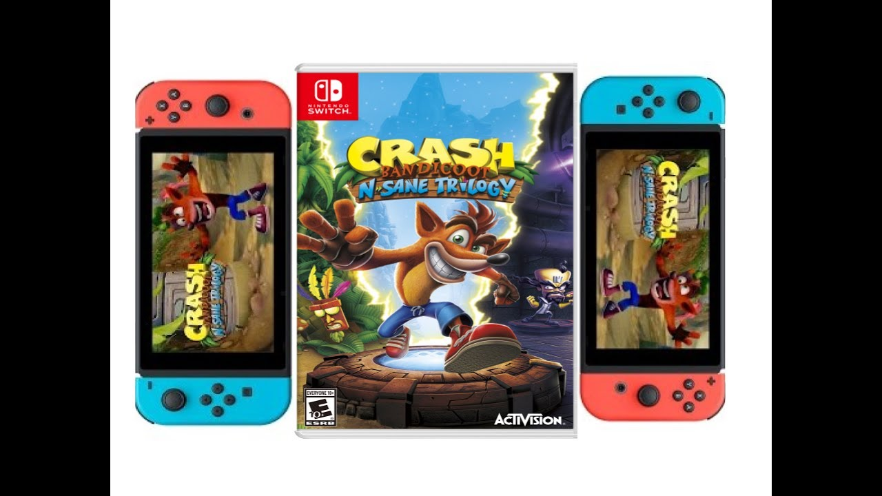Crash Bandicoot Switch (4)