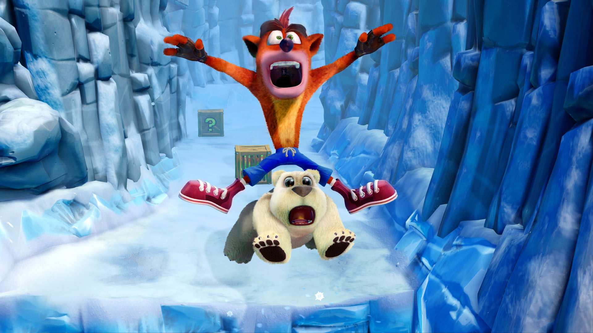 Crash Bandicoot Switch (5)