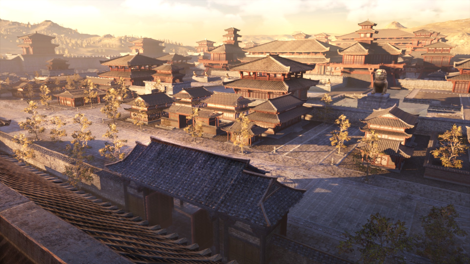 Dynasty-Warriors9-Luoyang_city