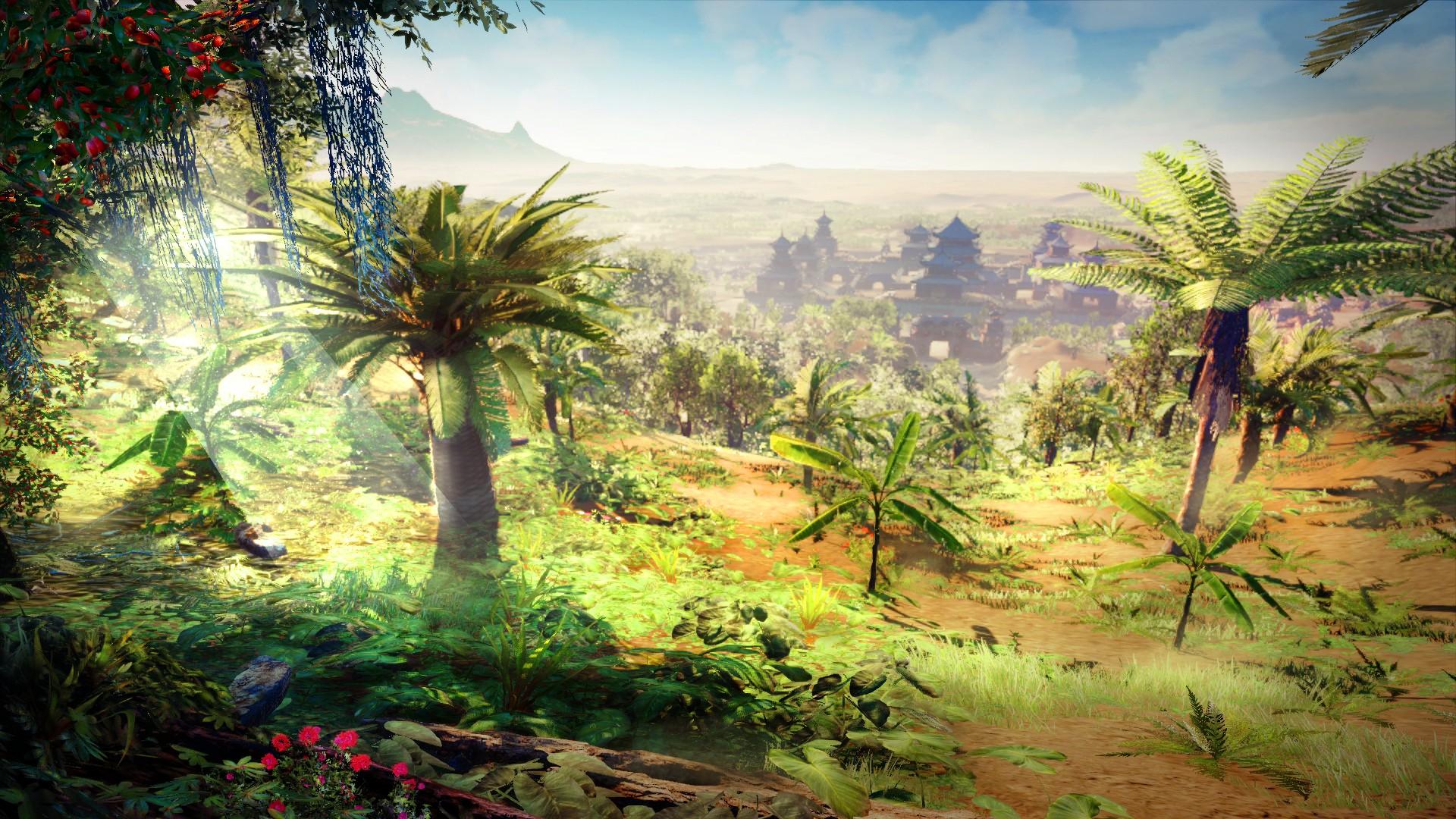 Dynasty-Warriors9-Southern-China-Jungle