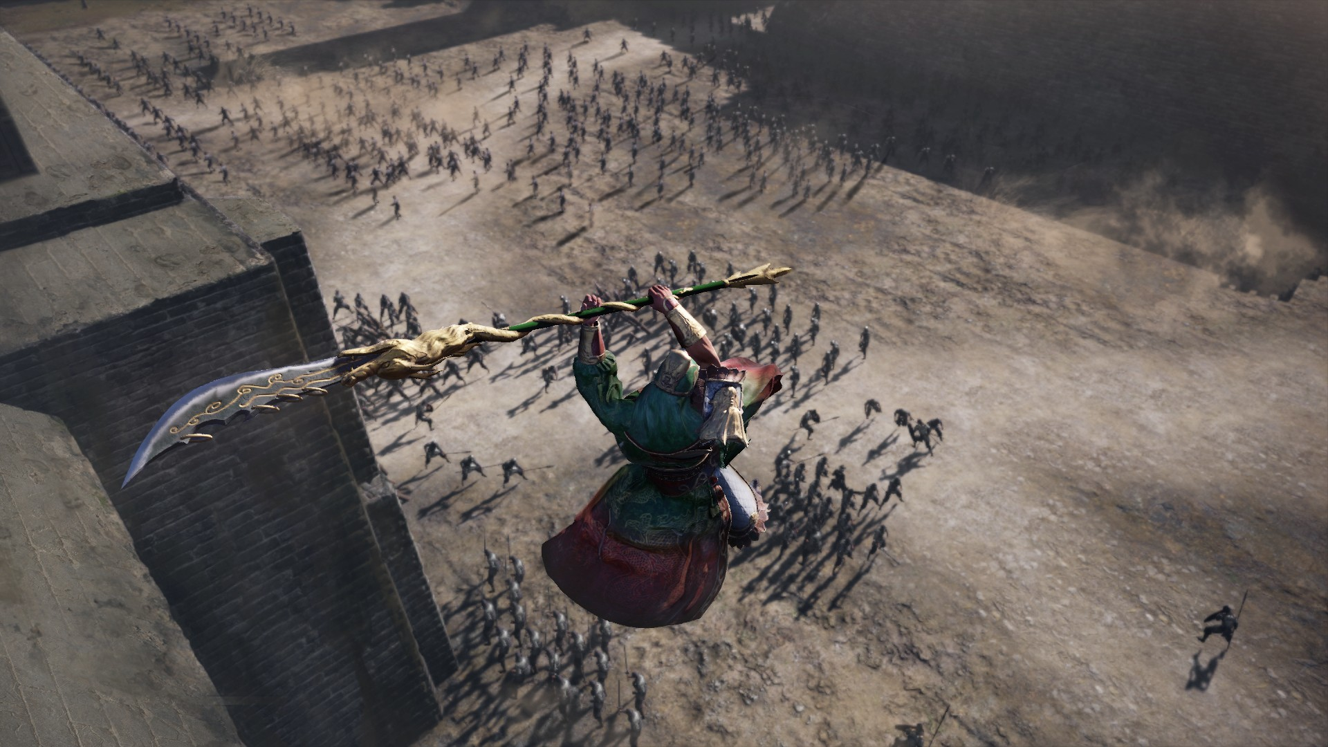 Dynasty-Warriors9-attack-from-above
