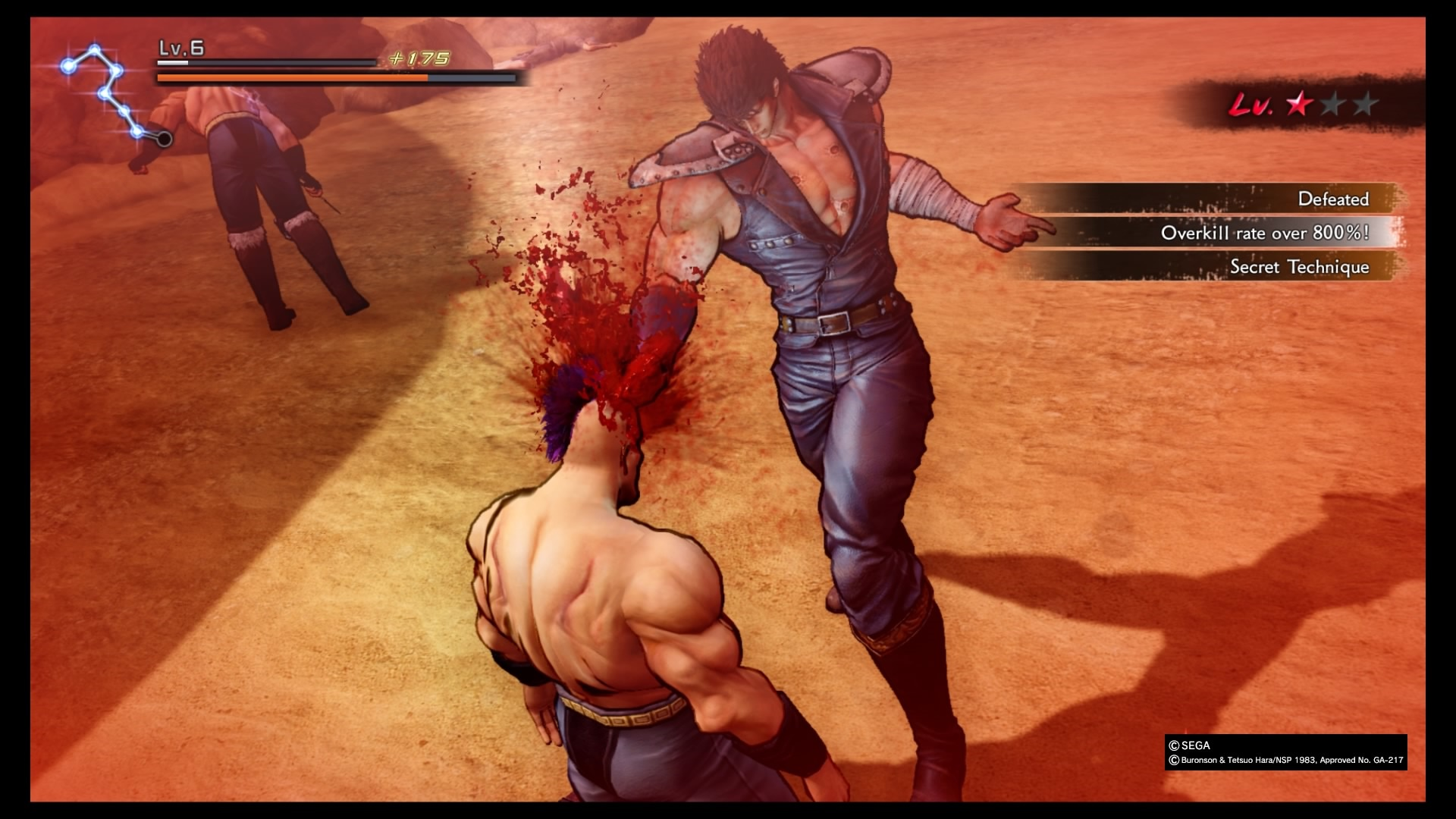 Fist of the North Star: Lost Paradise_20180920161729