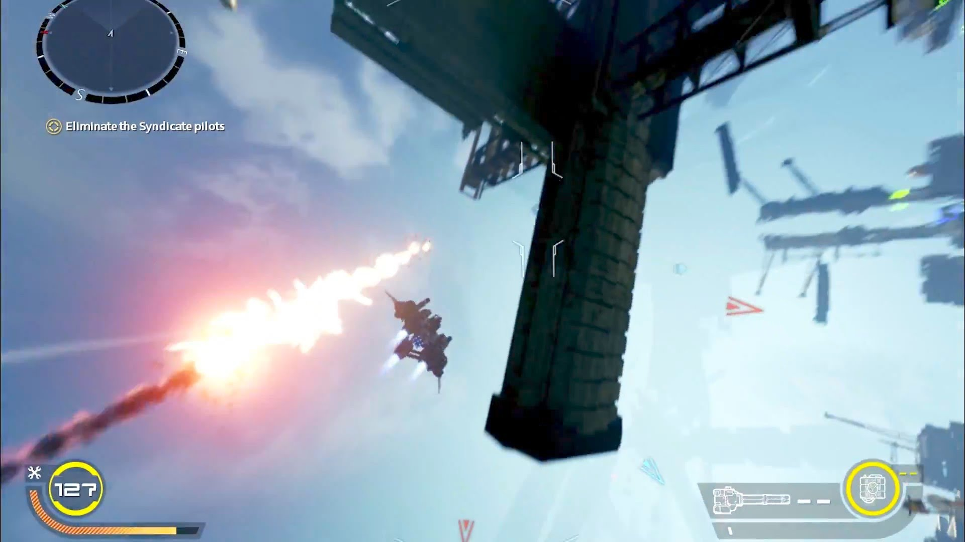 Strike Vector EX Screenshot (1)