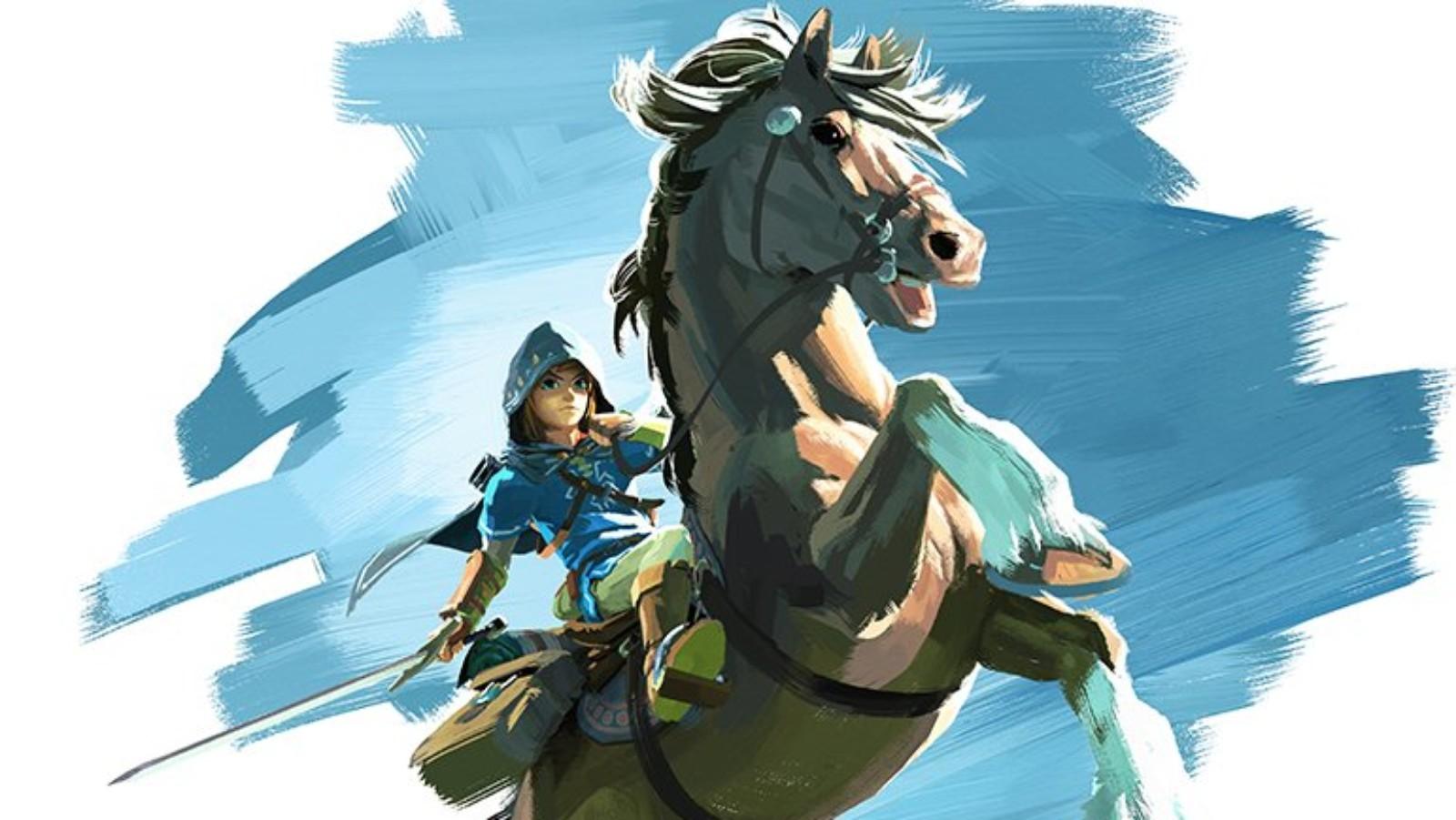 The Legend of Zelda - Breathe of Wild (1)