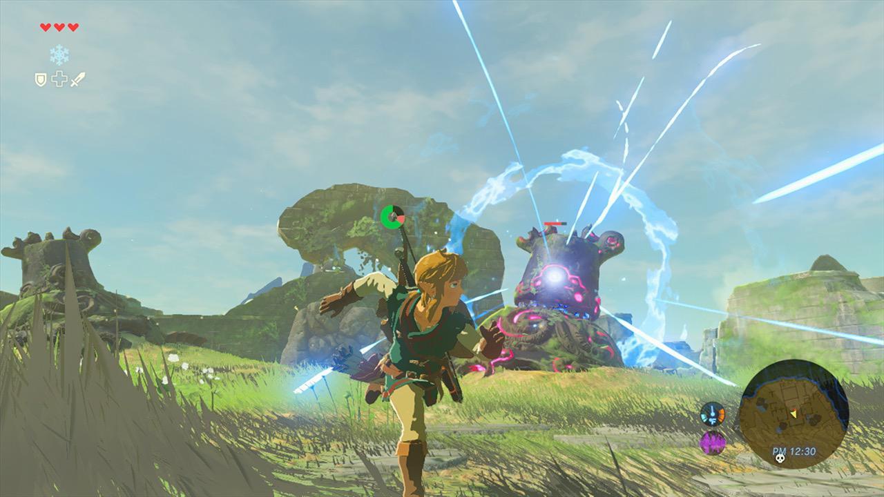 The Legend of Zelda - Breathe of Wild (18)