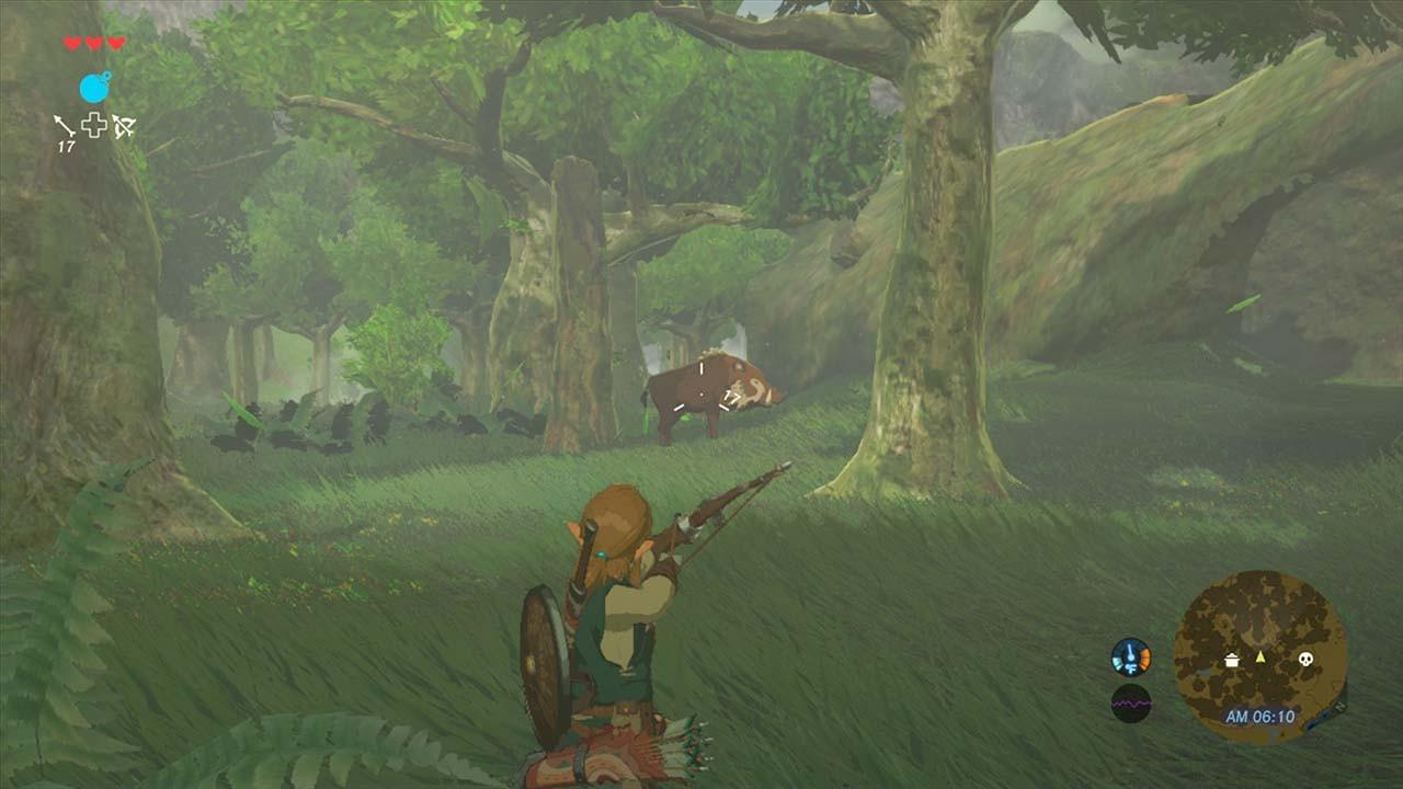 The Legend of Zelda - Breathe of Wild (2)