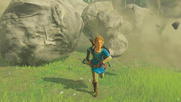 The Legend of Zelda - Breathe of Wild (5)