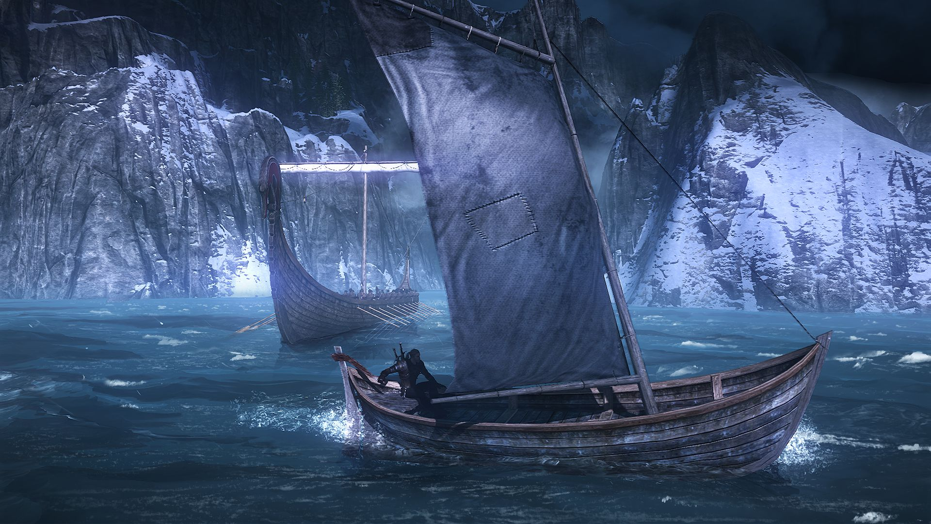 6239_the_witcher_3_wild_hunt_boat_on_the_sea