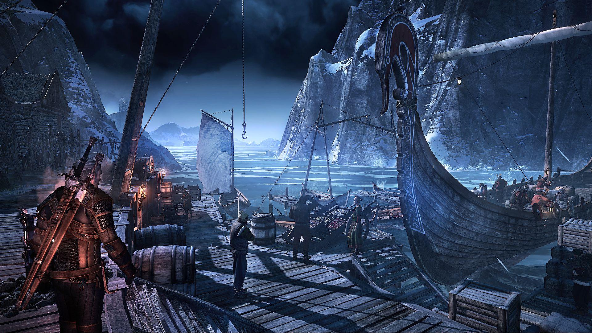6248_the_witcher_3_wild_hunt_docks_by_night