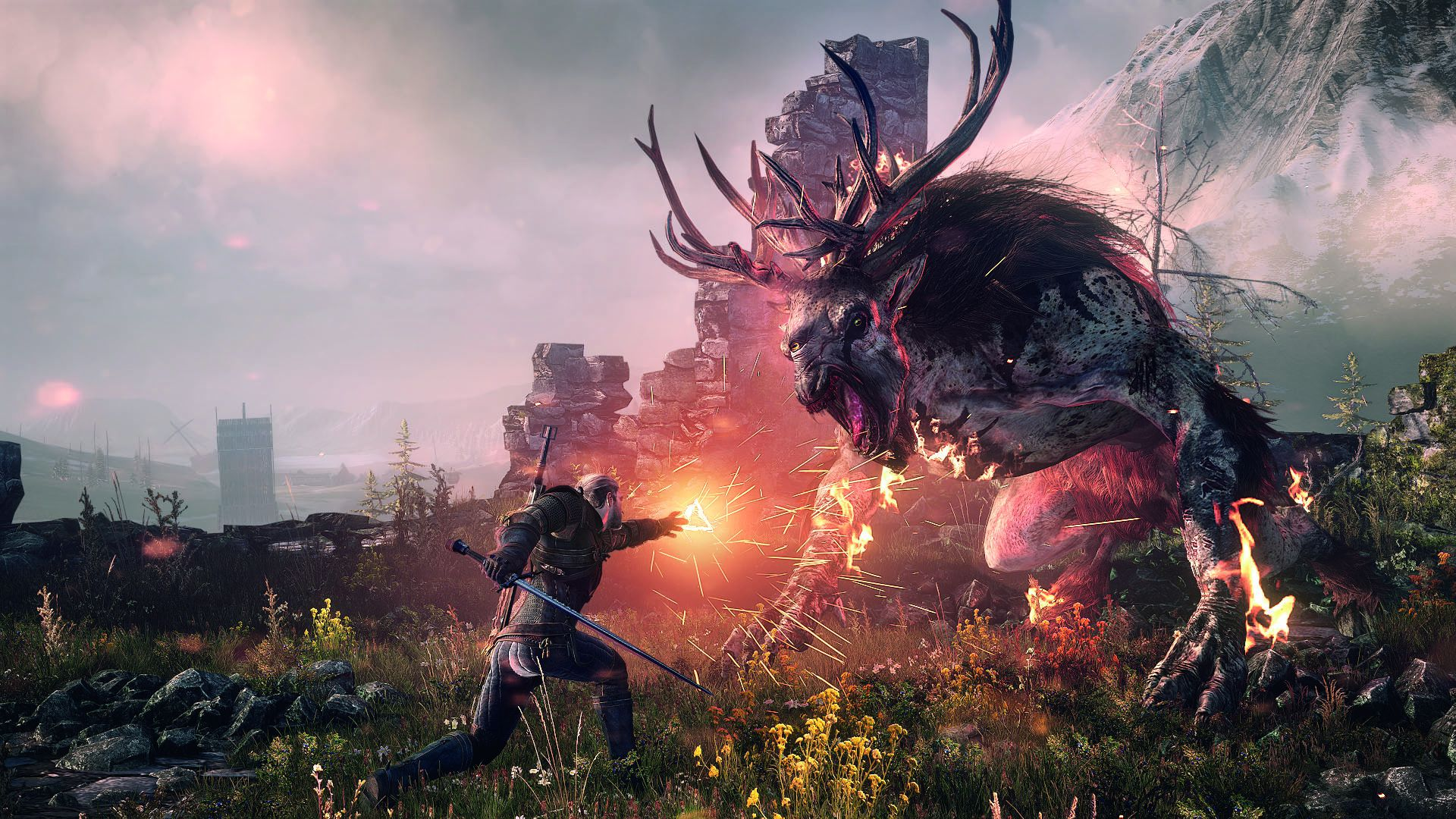 6267_the_witcher_3_wild_hunt_geralt_vs_fiend