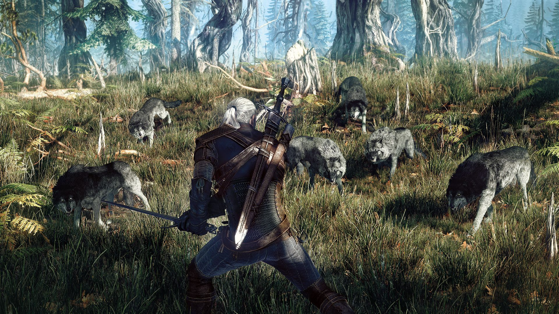 the_witcher_3_wild_hunt_geralt_surrounded_by_wolves_1402422268