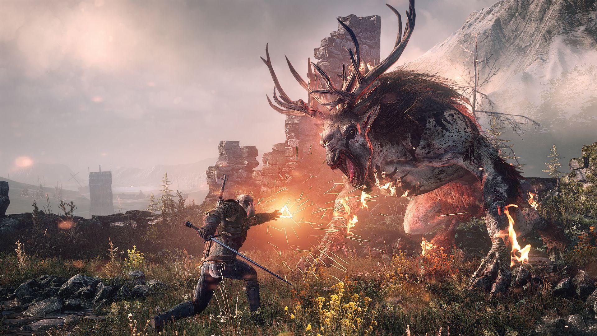 the_witcher_3_wild_hunt_geralt_vs_fiend_1402422270