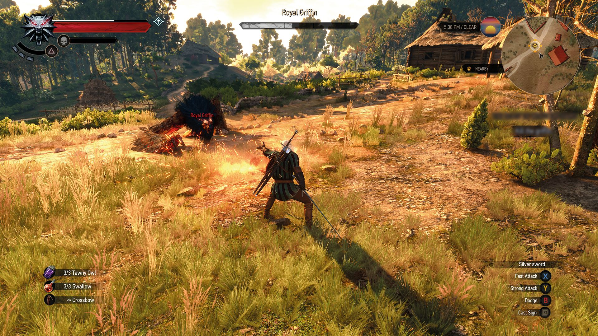 the_witcher_3_wild_hunt_gonna_be_crispy_fried_royal_griffin_on_the_menu_tonight_1430900901