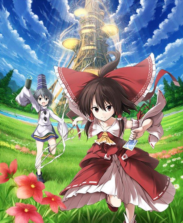 Touhou Genso Wanderer (9)