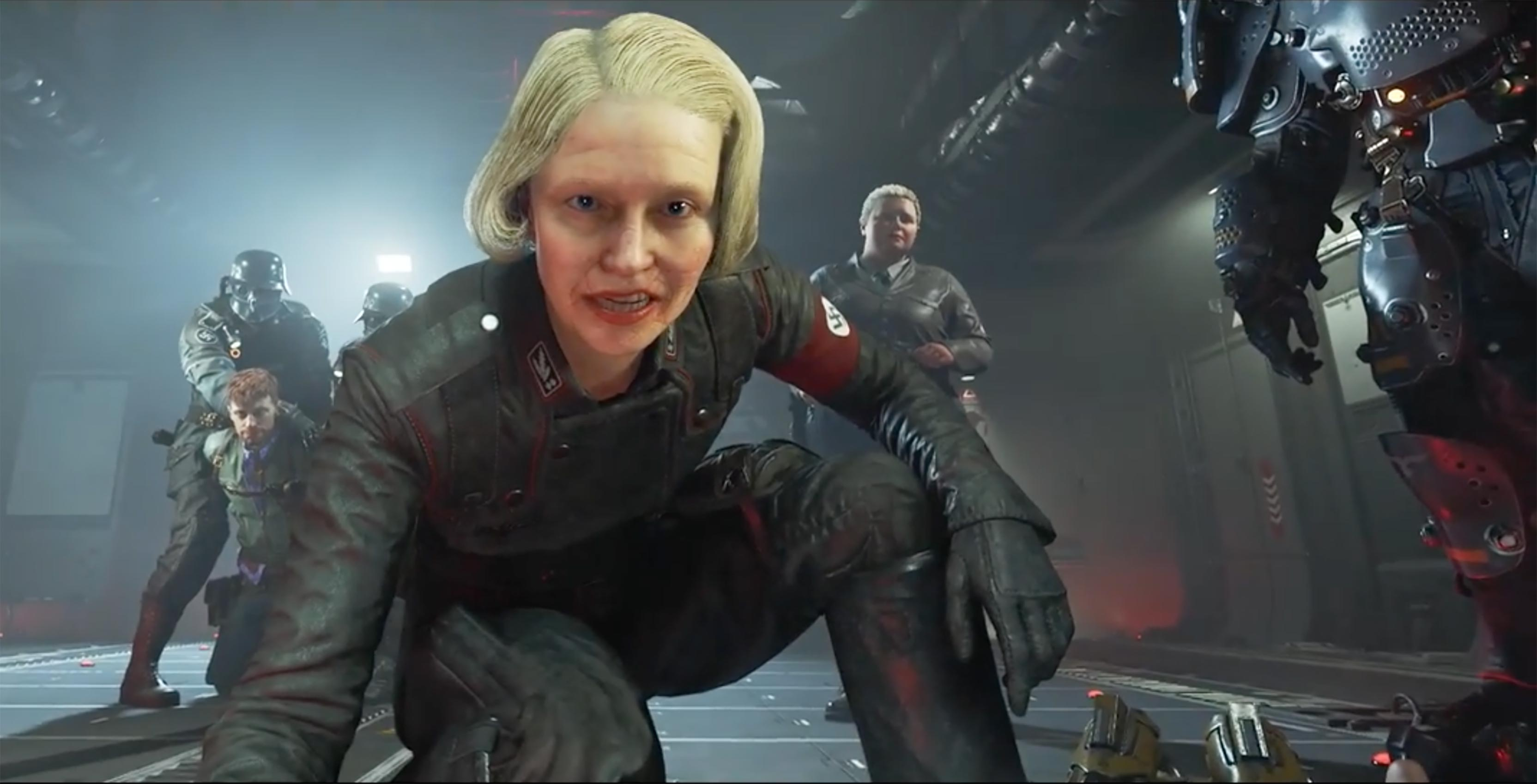 Wolfenstein 2 - The New Colossus Screenshot (1)