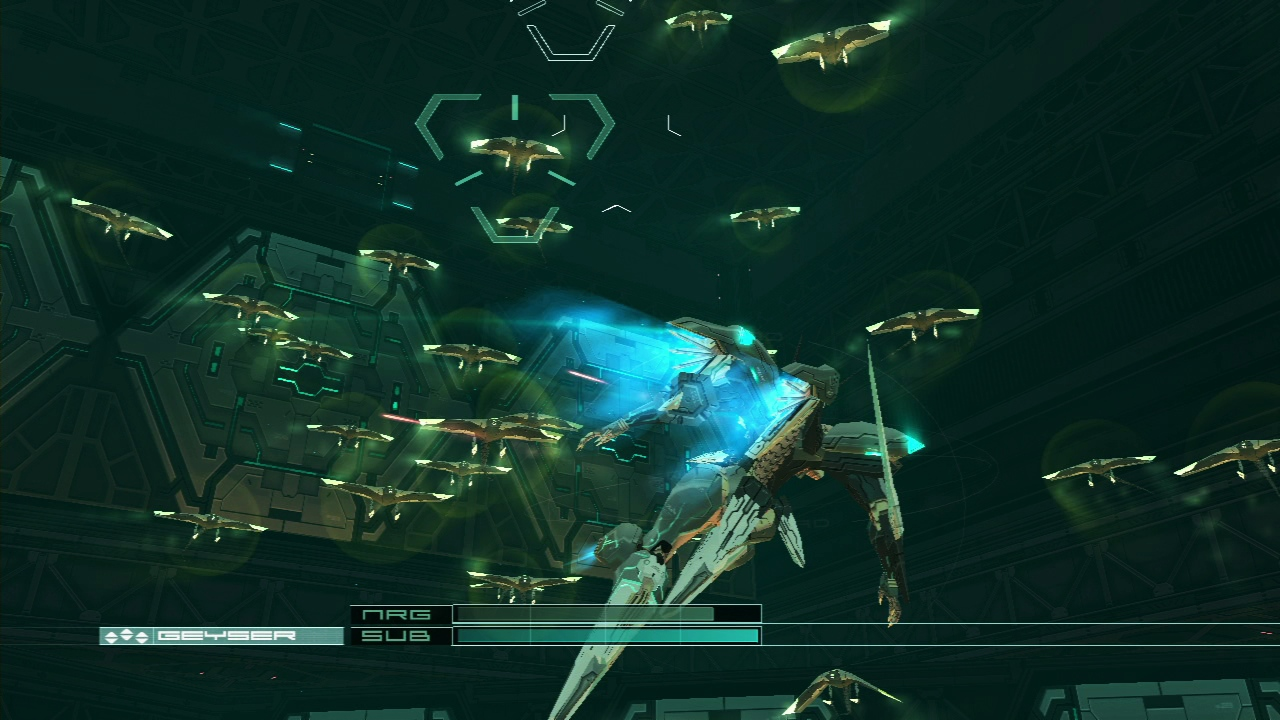 Zone of Enders 2 The Second Runner Mars Screenshot (2)