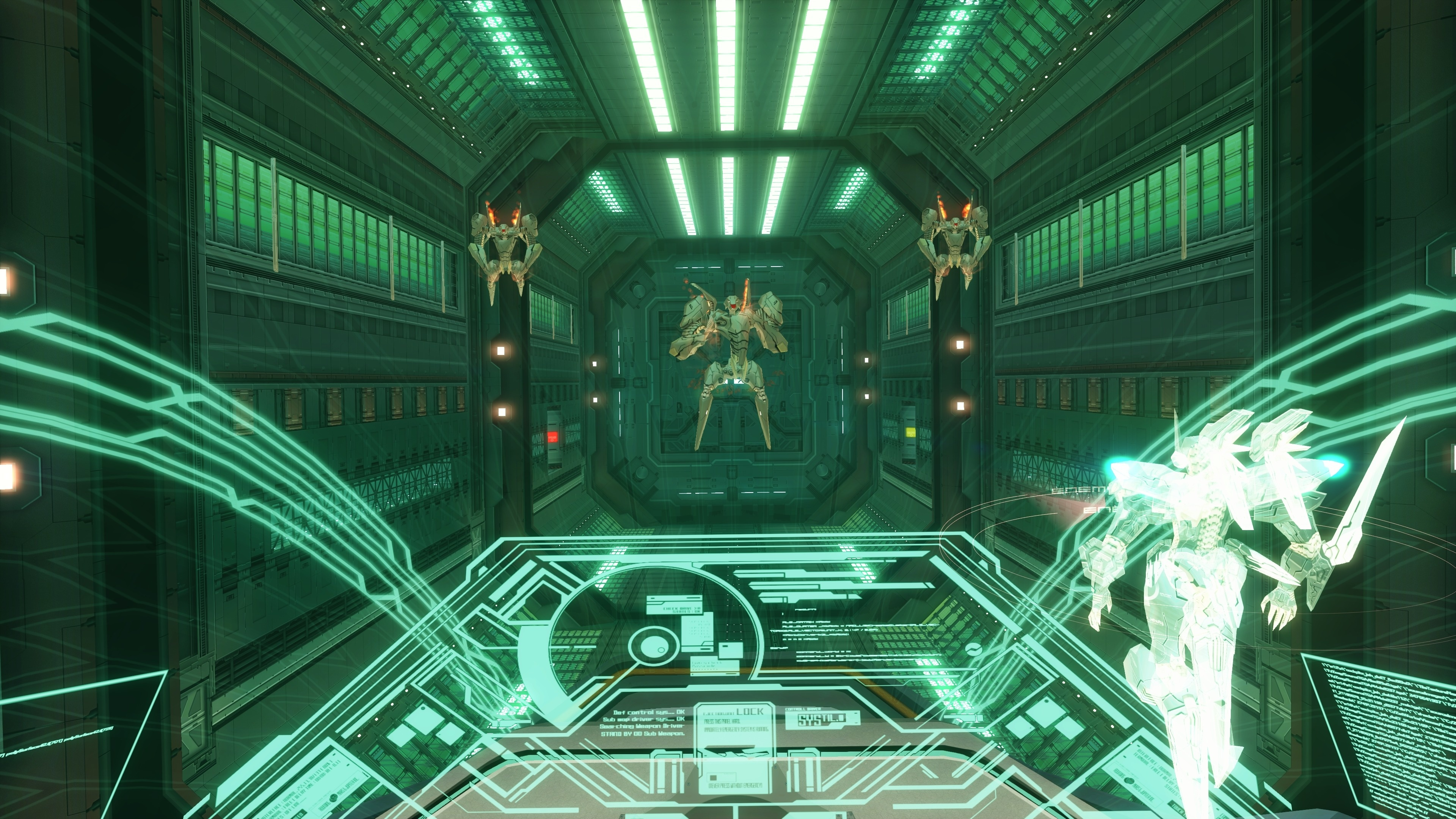Zone of Enders 2 The Second Runner Mars Screenshot (5)