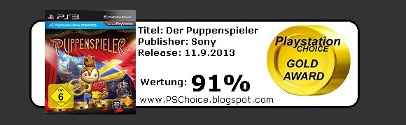 Der Puppenspieler - Die Bewertung von Playstation Choice - It´s your Choice
