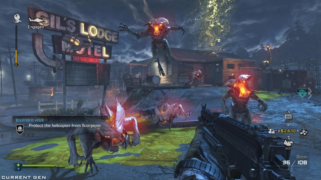 Call of Duty Ghosts Extinction