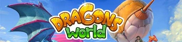 Dragons World Logo