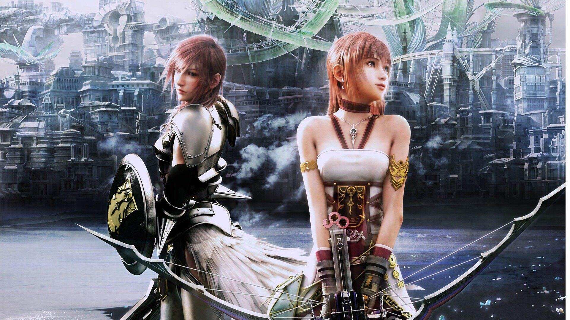 Final Fantasy 13-2 Hintergrund