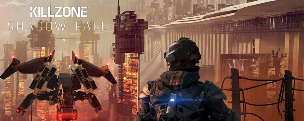 Killzone Shadowfall Banner