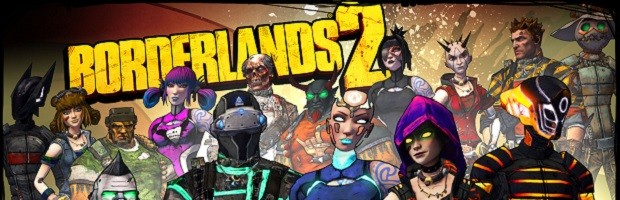 Borderlands 2 - Logo 1