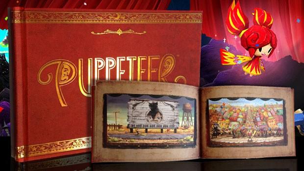 Der Puppenspieler - Special Artbook Edition