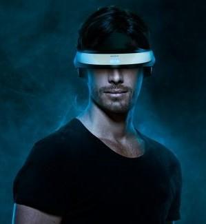 Sony VR Helm