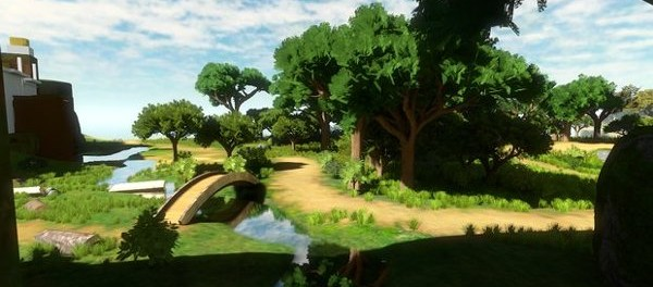 The Witness Playstation 4
