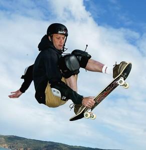 Tony Hawk in the Air