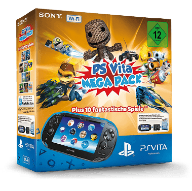 PS Vita Megapack Summer Box