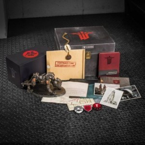 Wolfenstein: The new Order Collector's Edition
