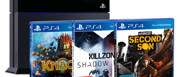Gamestop PS4 Bundle