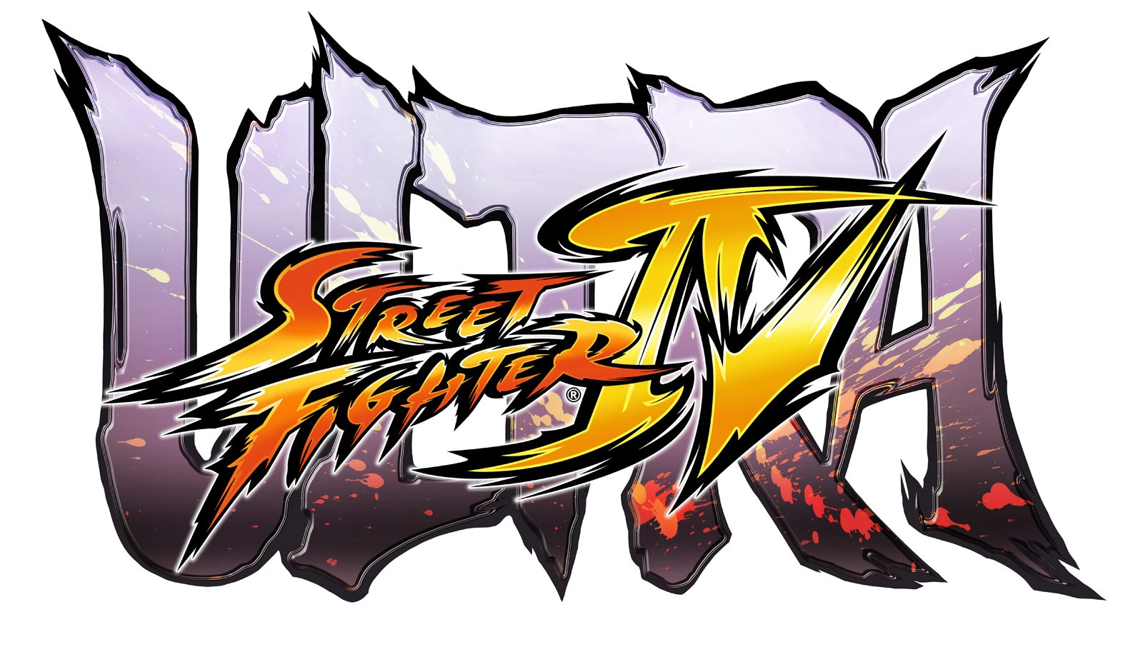 Ultra Streetfighter IV Logo