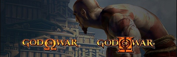 God of War Collection PS Vita Logo 2