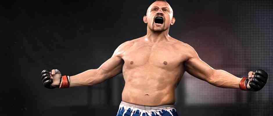 EA Sports UFC Feature