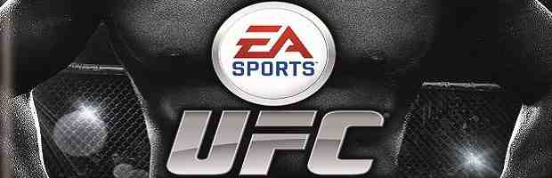 EA Sports UFC Logo Playstation 4