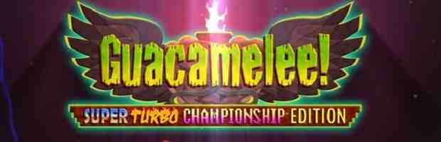 Guacamele Super Turbo Championship Edition Playstation 4 Logo