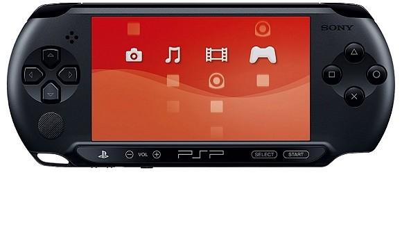 PSP E-1000 Spotlight