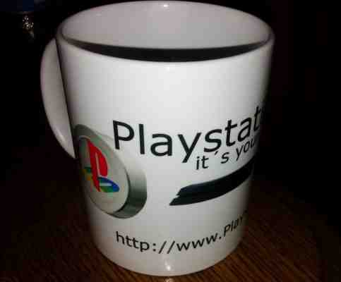 Playstation Choice Tasse