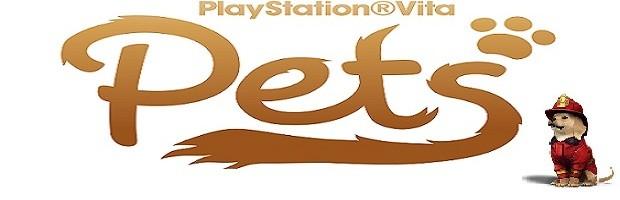 Playstation Vita Pets Logo