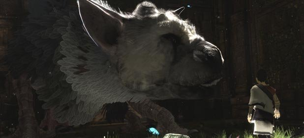 The Last Guardian Logo