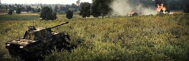 War Thunder Ground Forces
