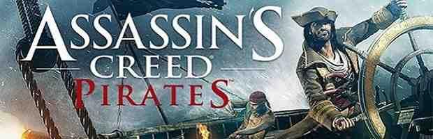 Asassins Creed Pirates Logo