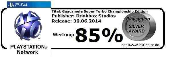 Guacamele Super Turbo Championship Edition-PS4-Die-Wertung-von-Playstation-Choice