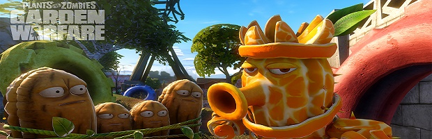 Plants vs Zombies Garden Warfare PC Logo