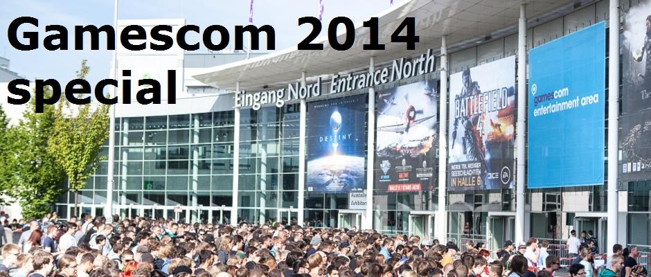 Einlass zur gamescom 2013, Eingang Nord